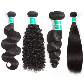 Wholesale 10A Grade Cuticle Aligned Raw Virgin Indian Human Hair Vendors From India