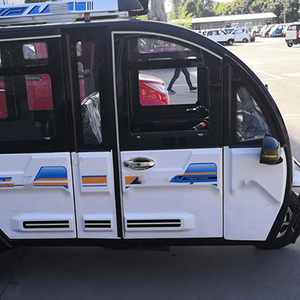 China Supplier 4 passengers Closed Cabin Electric Tricycle for Passenger AM71