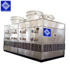Wuxi closed type counter flow cooling tower unit factory