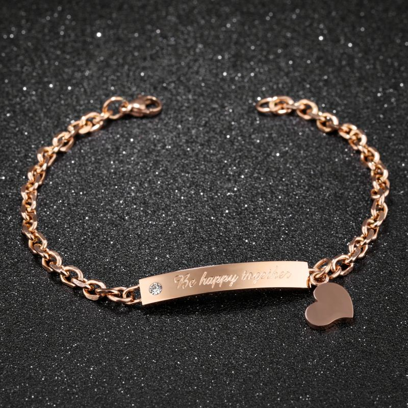 Fashion Jewelry Engraved Logo Mexican Gold Bracelets Machine Cut Bangles Design Product On