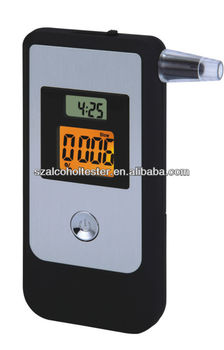 New Design Dual LCD Display Digital Alcohol Tester Red Color Backlight Test Blood Alcohol Level