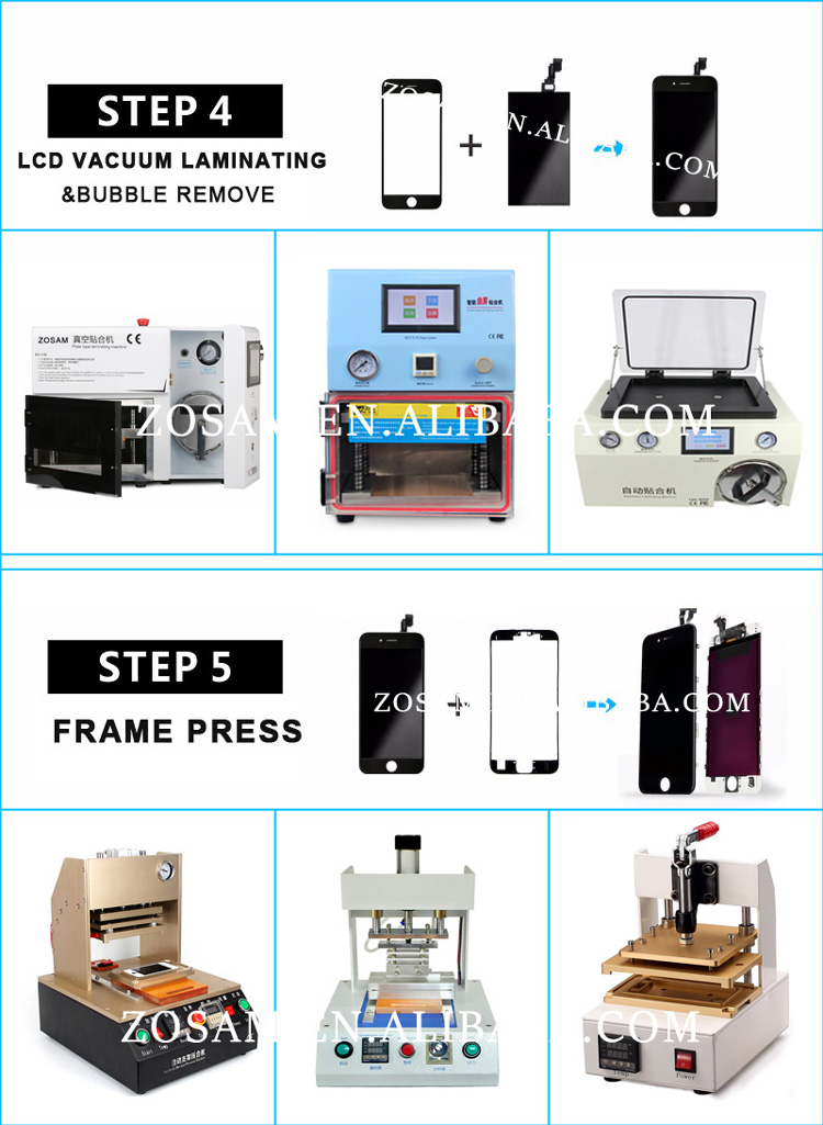 Vacuum Pump Touch Screen Separator Fix Broken Lcd Repair Machine Laptop  Repair Machine - Buy Lcd Vacuum Laminating Machine,Lcd & Touch Screen  Separate