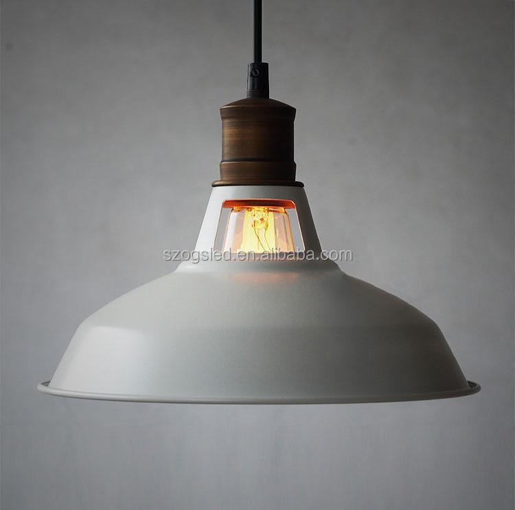 Nostalgie industrielle edison lampe design noir blanc for Lampen nostalgie
