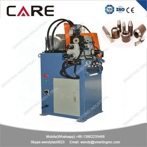 Single head copper tube end facing machine