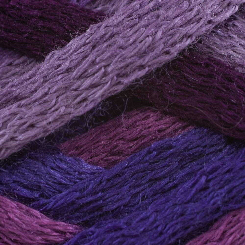 Fancy Fishnet Yarn Knitting Fishnet Ruffle Scarf Pattern Super Bulky
