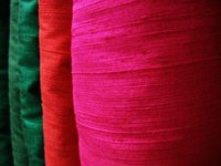 4 ply Thai Silk Fabrics (thick & soft)