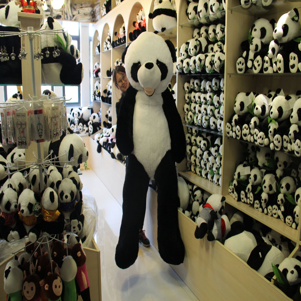 Plush Panda Bear Stuffed Toys Panda Bear Stuffed Animal Giant