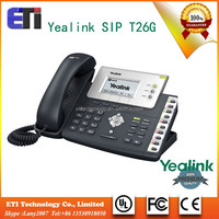 Headset, EHS support ip phone VOIP Sip Phone Yealink T26P ,T26G office telephone