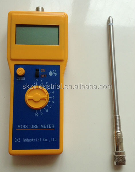portable digital powder wet tester