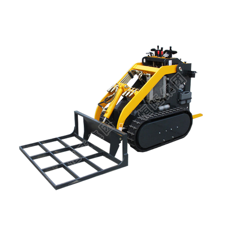 Versatile Crawler Mini Skid Steer Loader in Vendita