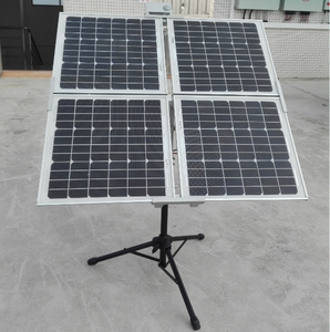 Hot sales solar of 100W off-grid Dual-axis Series Tracking Solar System for DC Water Pump