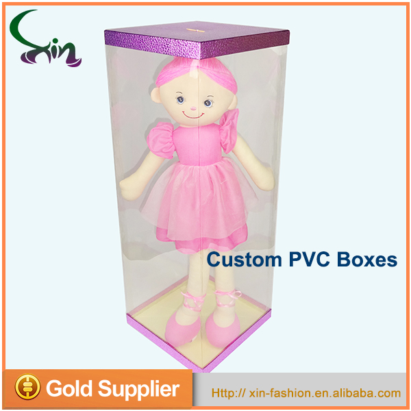 Xf1629 Custom Cardboard Doll Storage Boxes Plastic Box Clear Pvc   Buy  Plastic Box Clear Pvc,Doll Storage Boxes,Cardboard Doll Boxes Product On  Alibaba.com