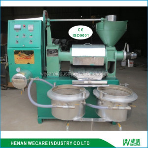 Factory price peanut oil extracting machine