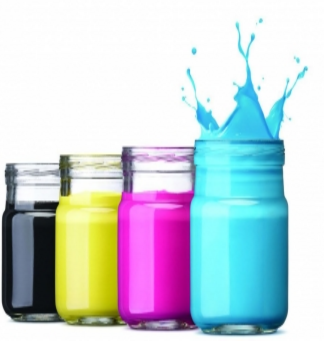 Silk Screen Printing ink for ABS/PC/PVC/PET plastic