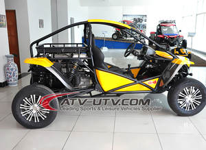 1500cc 4x4 4 wheel 2 seat cheap gas powered off road go kart