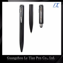 Fancy Design Natural Color Custom Printed Led Laser Stylus Pen