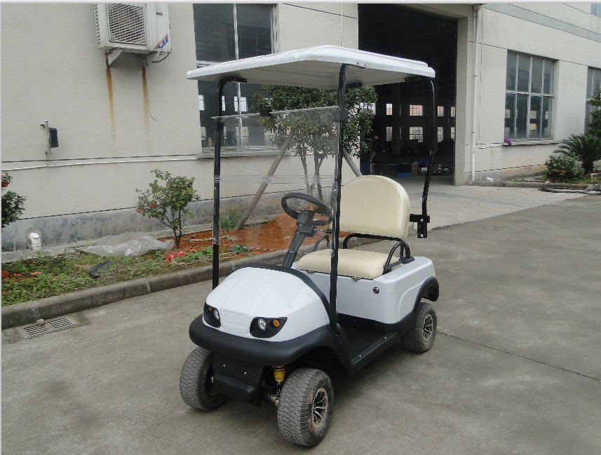 Best quality single seat electric 4x4 golf cart for sale for Motorized carts for sale