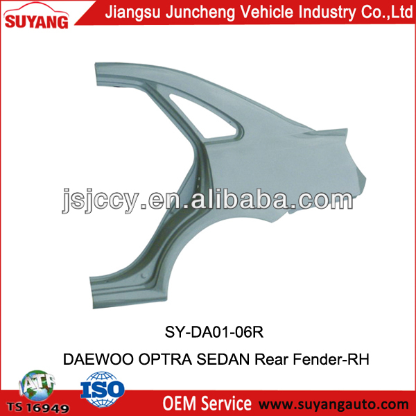 China Auto Parts Manufacturer Daewoo Optra Spare Parts