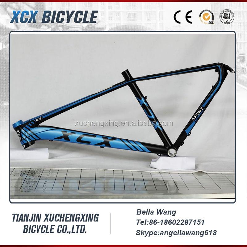 Venta al por mayor bicicleta cuadro acero-Compre online los mejores ...