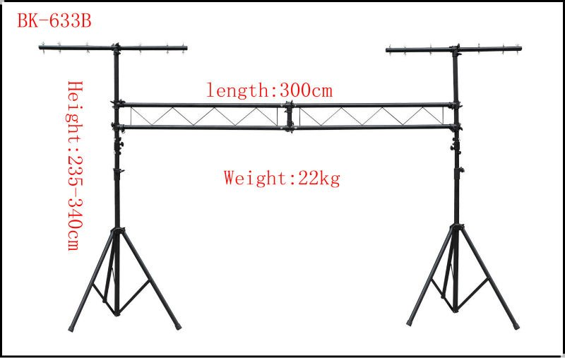 Portable Outdoor Light Stand Bk 633b Buy Outdoor Lighting Stand Stage Light Stand High Quanlity Lighting Stand Product On Alibaba Com