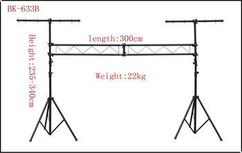 Portable Outdoor Light Stand Bk 633b