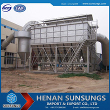 Pulse Jet Cleaning Industrial Bag Filter, Dust Extractor, Baghouse Dust Collector