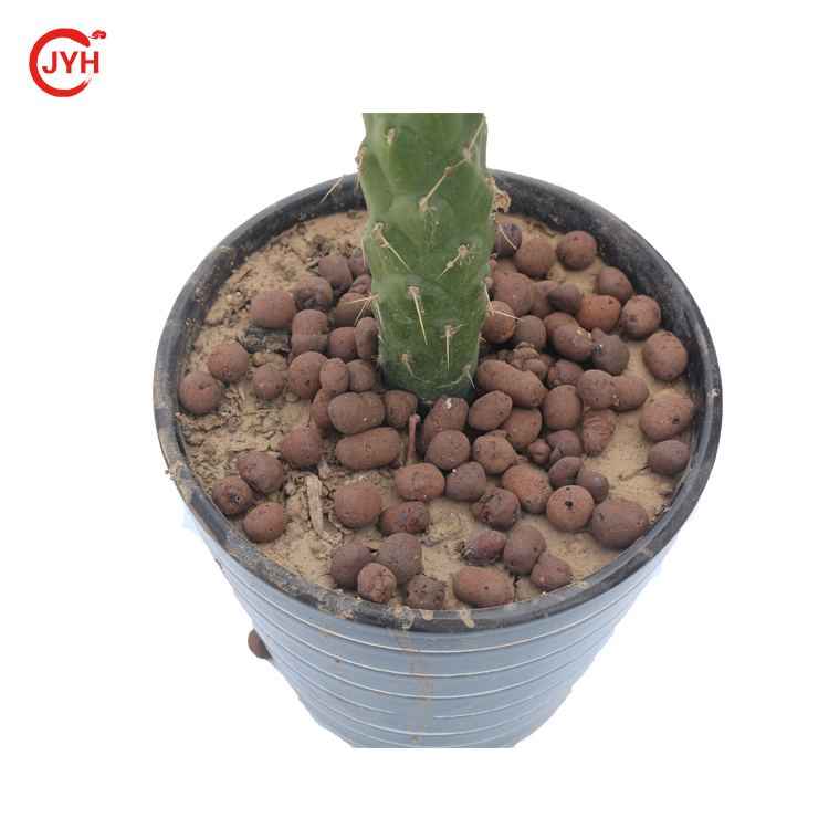 Goede selling 8-16mm grow media klei pellet grond