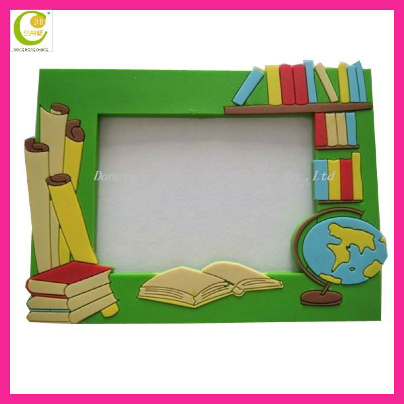 Cheap priced exquisite pure silicone injection chinese picture frames