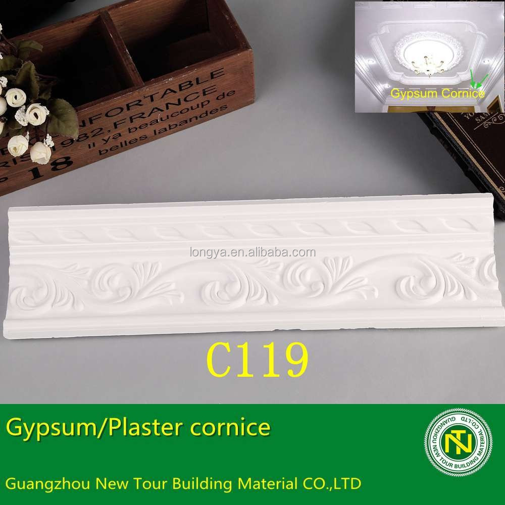 decorative wall molds for gypsum cornice molding from New Tour