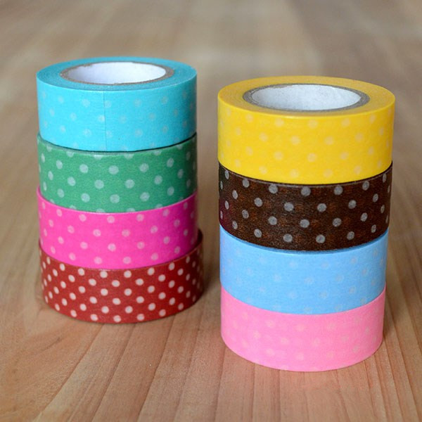 free sample wall decoration masking tape wholesale buy crepe paper masking tape wall. Black Bedroom Furniture Sets. Home Design Ideas