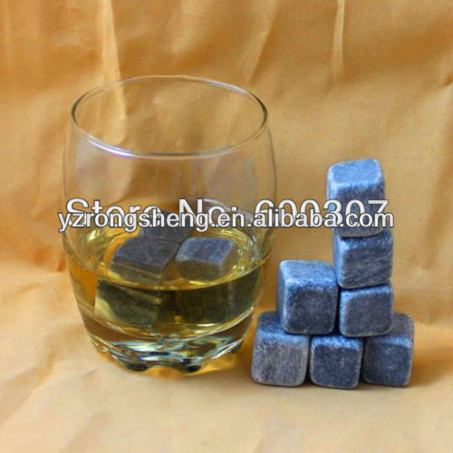 beer equipment marble whiskty ice cube stone for lover