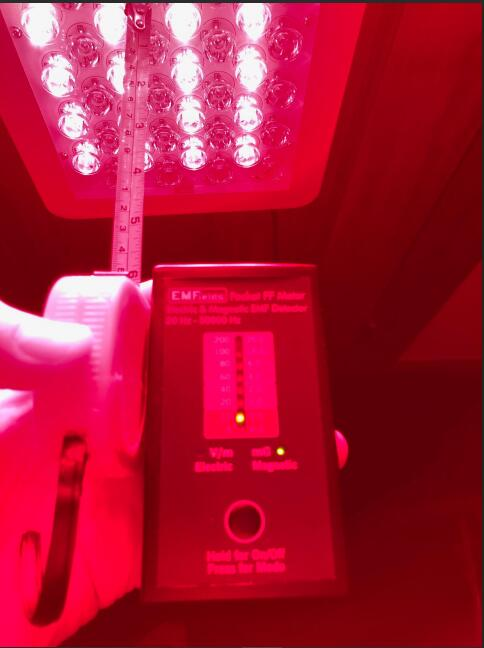 Red Amp Infrared Light Therapy Device 1000w 660nm