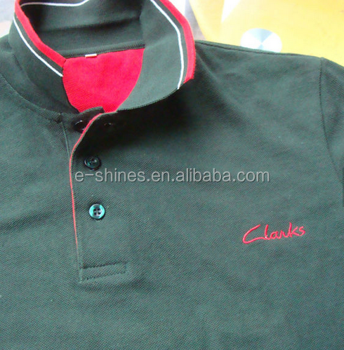 LOW MOQ Custom T-shirt Printing Promotional T shirts With Logo Brand Embroidery Designs Polo Shirts Alibaba China Wholesa shirts