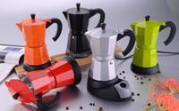 Italian-style coffee pot electric espresso coffee machine household coffee makers