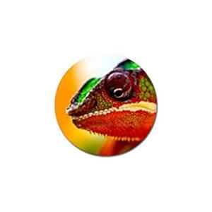Chameleon (design 2) Golf Ball Marker (10 pack)