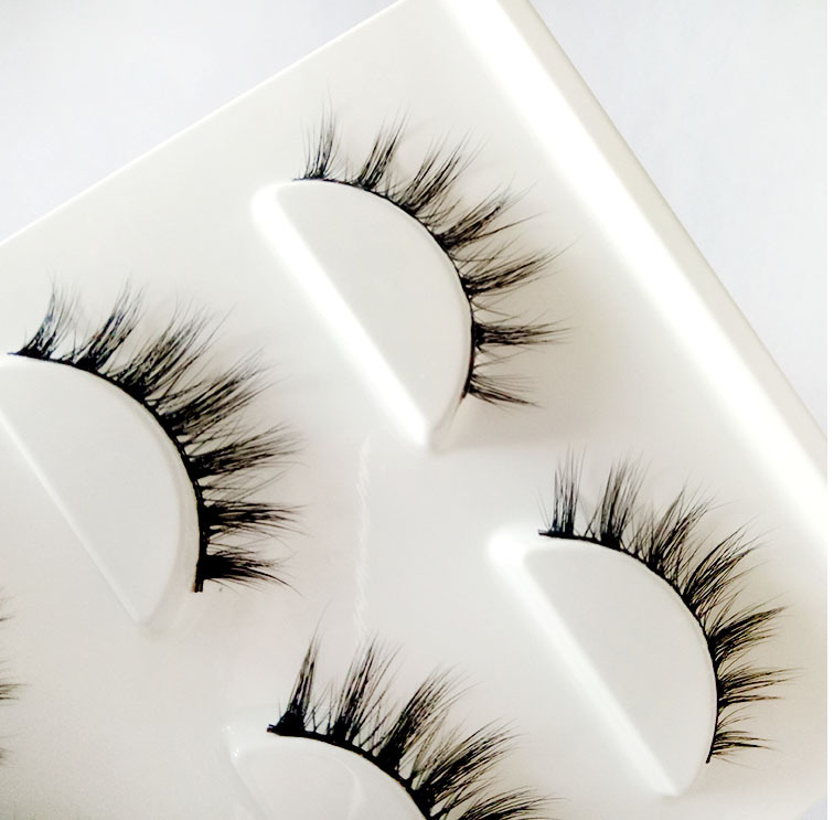 Synthetic Hair,faux mink Material and Hand Made Type 0.03 0.05 3d eyelash