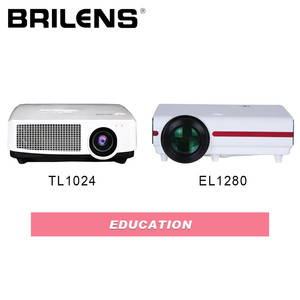 Smart Office & School Supplies Office Equipment Presentation Equipment 4K Projector 3D Pico Projectors