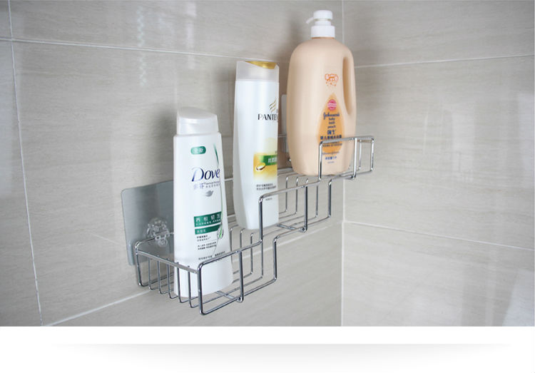 buy cheap shower wall basket shelf bathroom furniture set bathroom accessories in dubai