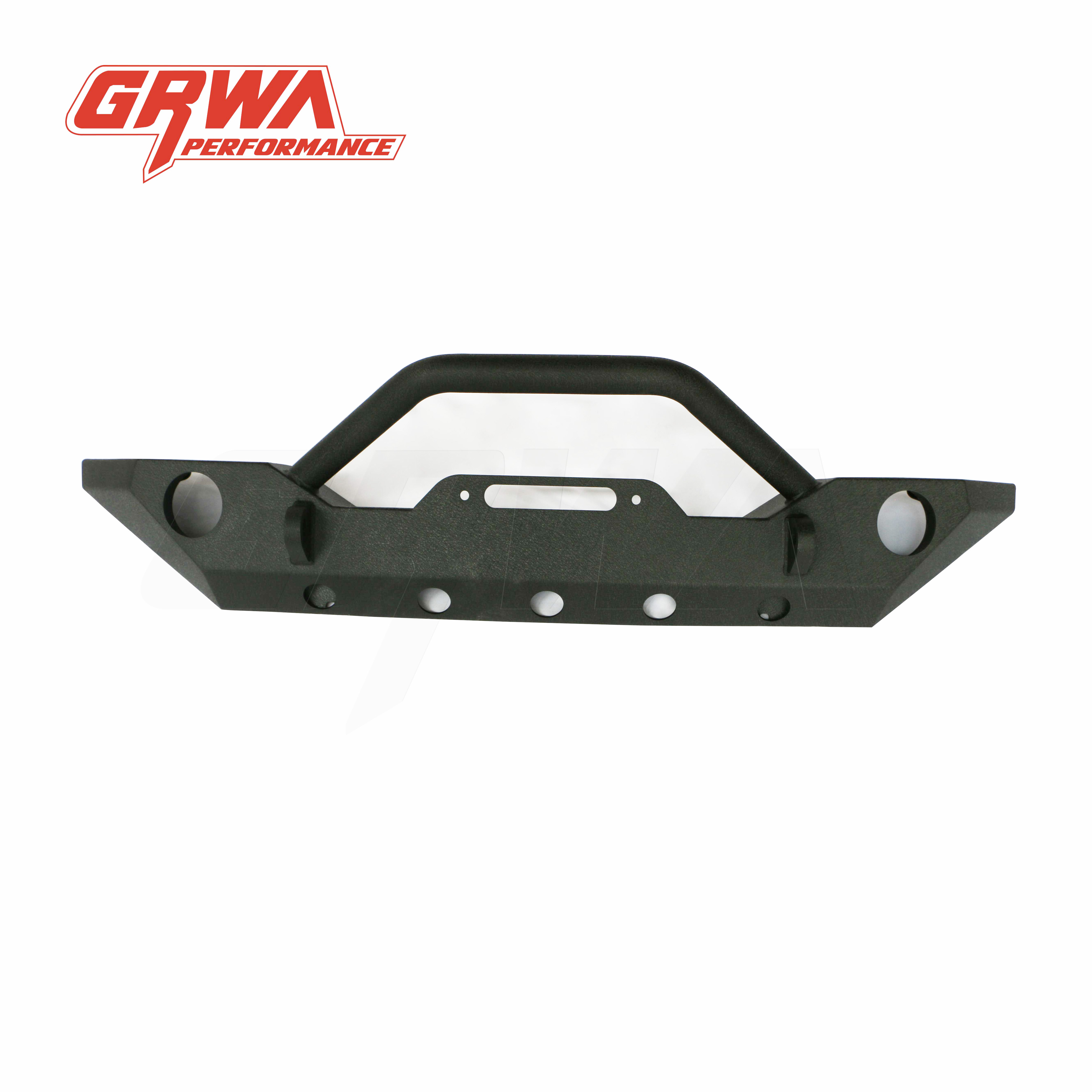 China best quality GRWA front bumper for jeep wrangler