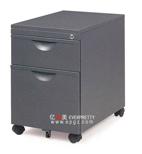 School Library Cabinet Furniture Movable Bookcase In