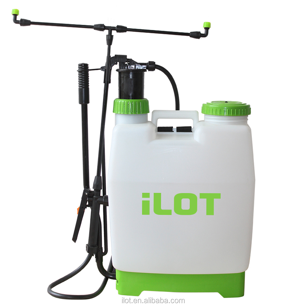 iLOT pesticide spraying machinery manual knapsack sprayer in 12L, 16L and 20L