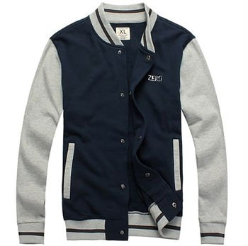 Men's Fleece Baseball Jackets - Buy Men's Baseball Jackets,Fleece ...
