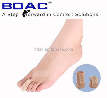 cut to fit foot aids mo Gel Tubing toe guard finger cover