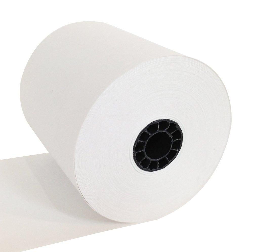 Nashua/RX Technologies POS Bond Receipt Roll, 150-Feet Long, 2.75-Inch Wide, 50 per Case (7053s)