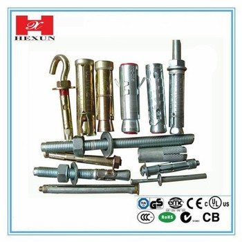 Anchor Bolt,Wood Anchor Bolt,China Supplier Of Hilti Anchor Bolt ...