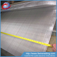 Factory price dutch weave plain weave 300mesh 304 stainless steel wire mesh