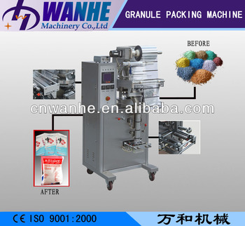 WHIII-K100 Automatic Food Rice Granule Packing Machine (CE)