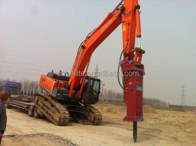 Dtb b jack hammer concrete breaker for excavator buy