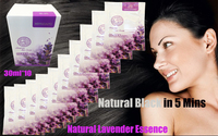 Natural Black Rani Henna Shampoo Based Lavender Extract Hair Dye ...