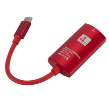 USB-C 3,1 Type C к HDMI кабель Поддержка 4k конвертер адаптер кабель для Galaxy note8 S8 Huawei Mate 10 HDTV компьютер PC Macbook(Китай)